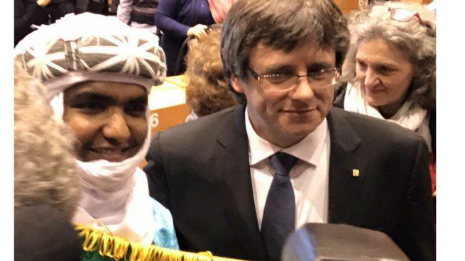 Carles Puigdemont - Bruselas