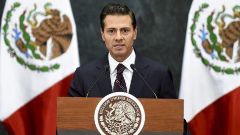 Enrique Peña Nieto. (Foto: AFP)