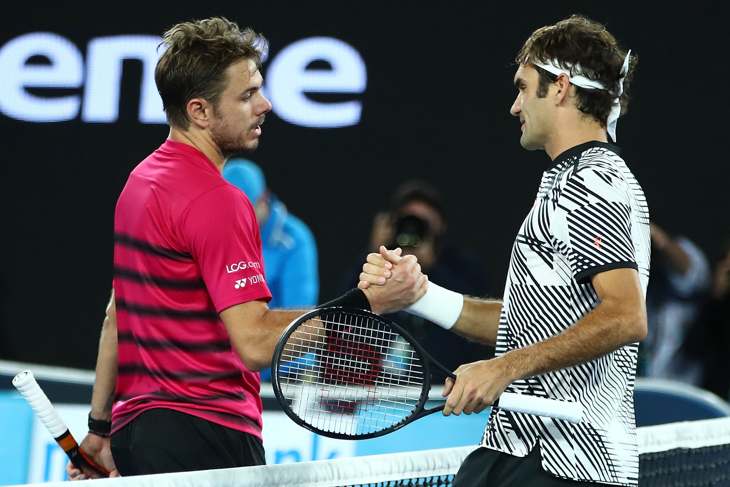 Federer ya espera a Nadal en la final de Australia