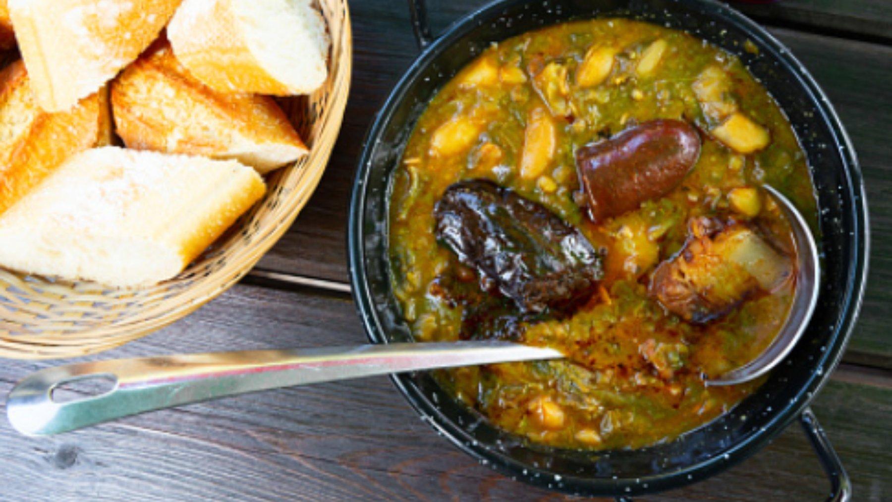 Habas a la catalana de la abuela: una receta tradicional