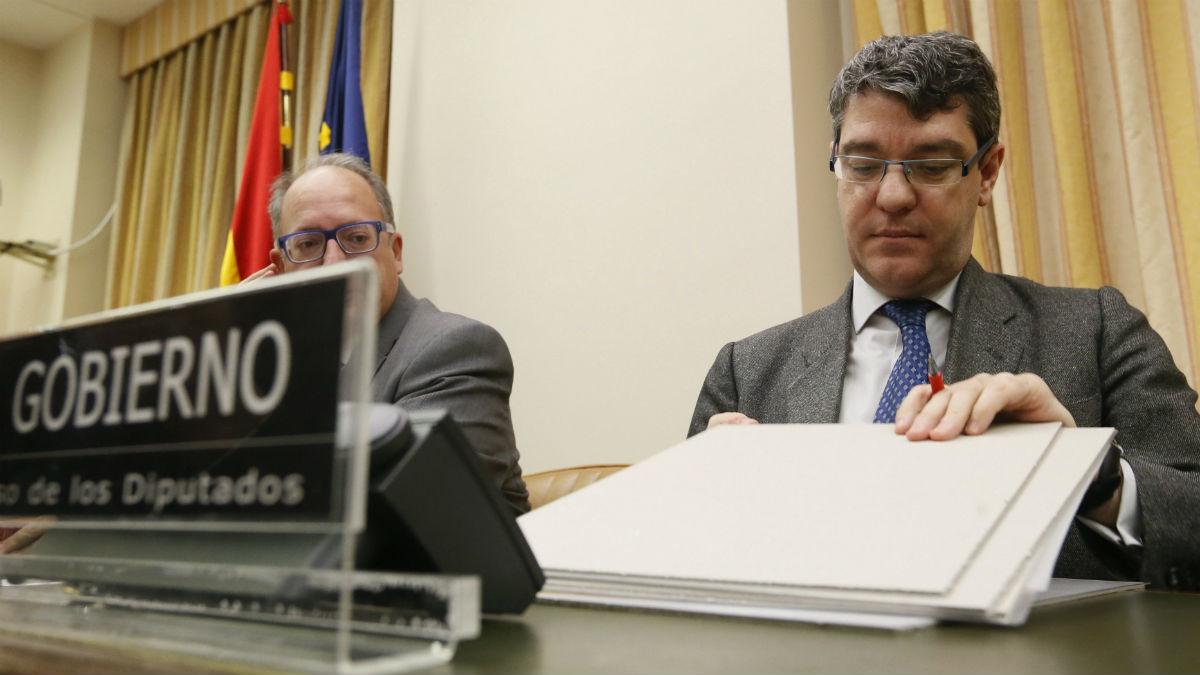 El ministro de Energía, Turismo y Agenda Digital, Álvaro Nadal (Foto: EFE).