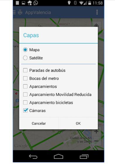 La información de Fallas en tu móvil: Appvalencia