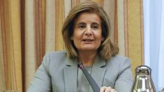 La ministra de Empleo y Seguridad Social, Fátima Báñez (Foto: EFE).