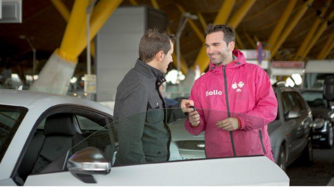 Llollo: la aplicación española que te recoge y devuelve el coche en el aeropuerto