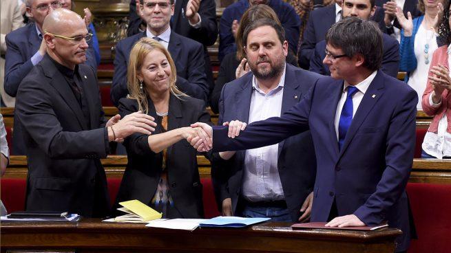 Las leyes de la República catalana para el 2-O: derogar las reformas del PP y aprobar la dación en pago