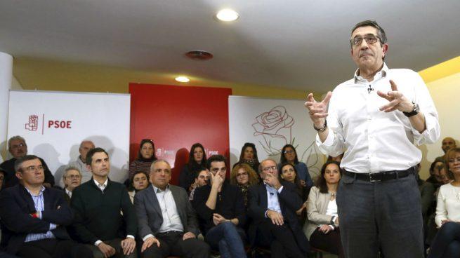 Patxi López-PSOE-Pedro Sánchez