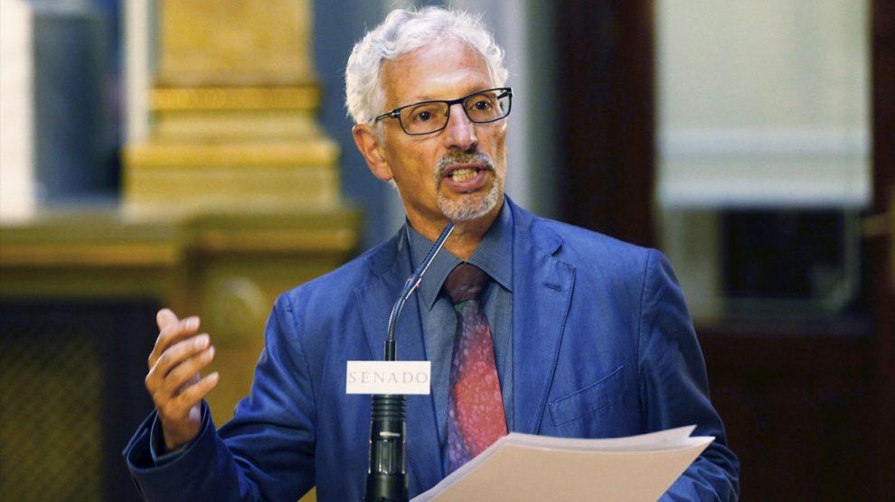 El ex juez y ex senador independentista de ERC Santiago Vidal. (Foto: EFE)