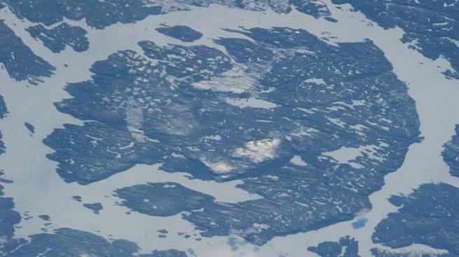 cráteres espectaculares