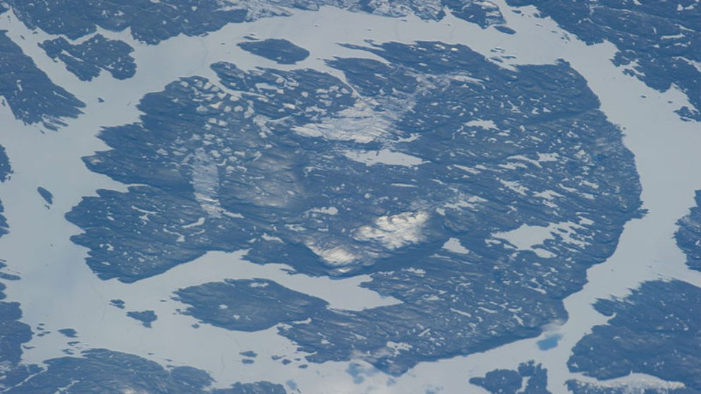 Descubre estos cráteres espectaculares que te gustará conocer