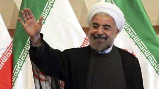 Hasan Rohani en una reciente imagen.