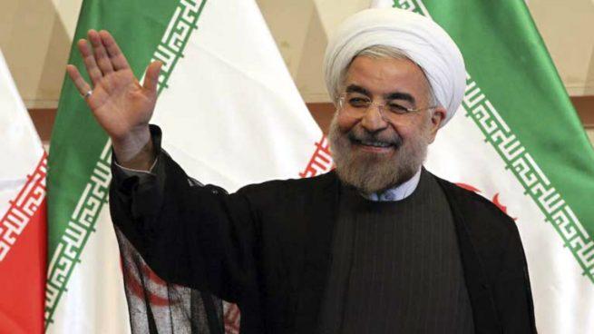 Rohani-Raisi-Irán