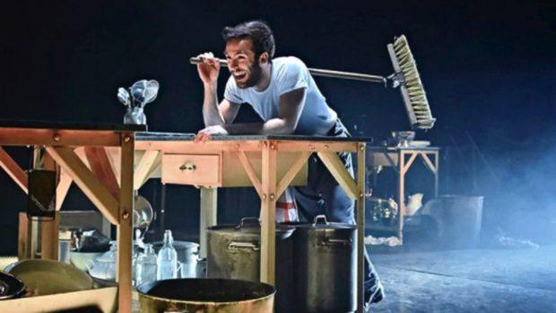 Ricardo g mez siento la nominaci n como que me dicen for Teatro la cocina
