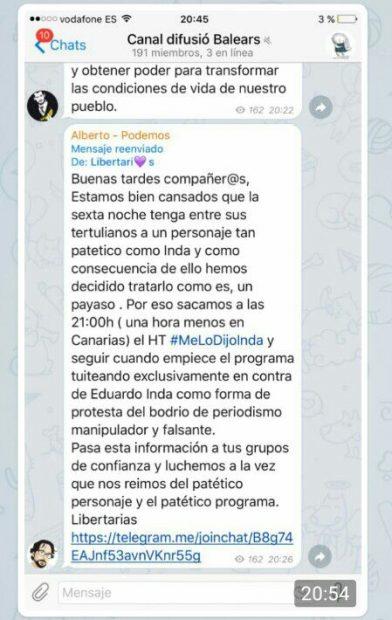 Telegram-podemos-Baleares