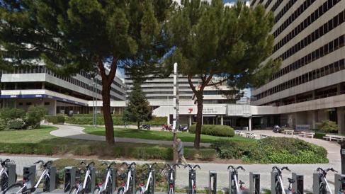 Sede de la Tesorería de la Seguridad Social en Madrid. (Google Streetview)