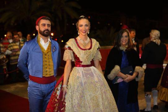 8dd4c0c3b9 4 claves de la Exaltación de la Fallera Mayor de Valencia 2017