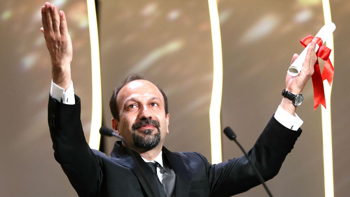 Asghar Farhadi en una imagen de mayo de 2016 (Foto: AFP).