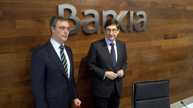 Goirigolzarri José Sevilla Bankia