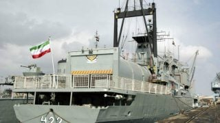 Irán ha enviado barcos de guerra a la guerra de Yemen.