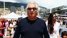 Flavio Briatore se ha mostrado muy crítico con el estado actual de la Fórmula 1. (Getty)