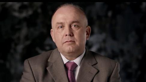Gonzalo Boye, en la promoción del documental rodado sobre su vida.