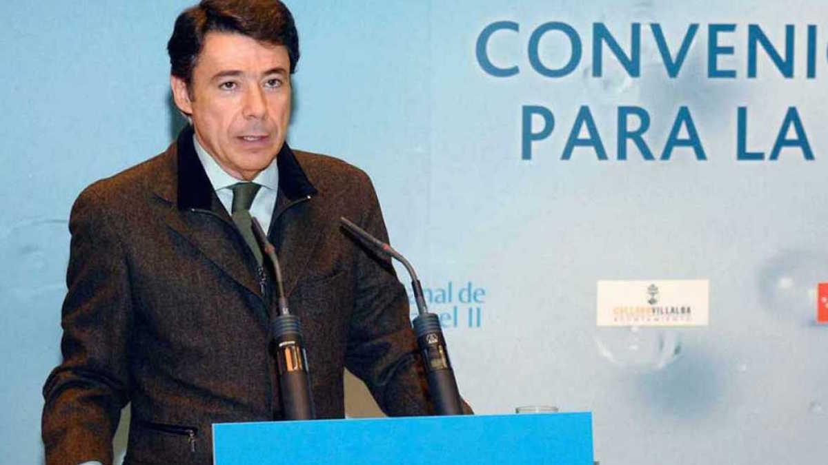 Ignacio González (Foto: Efe).