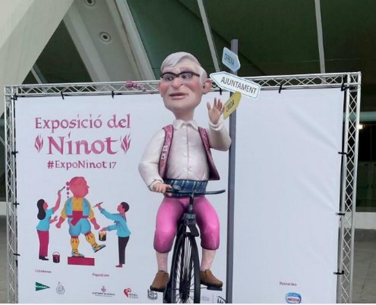 Ninots Exposición Ninot 2017