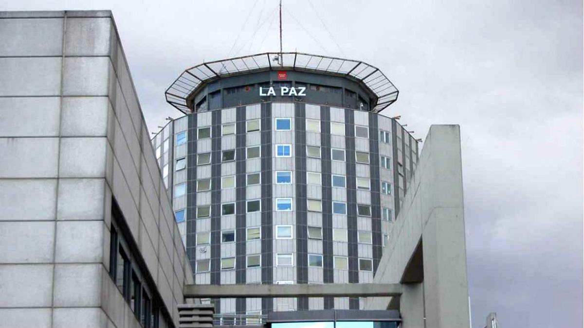 Cierran la uci de neonatos del hospital la paz por una - Hospital materno infantil la paz ...