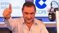 Carlos Herrera. Foto: Cope