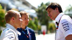 ¿Están seguros en Mercedes de haber fichado a Valtteri Bottas? (Getty)