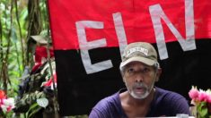 El ex congresista colombiano Odín Sánchez, secuestrado por el ELN.