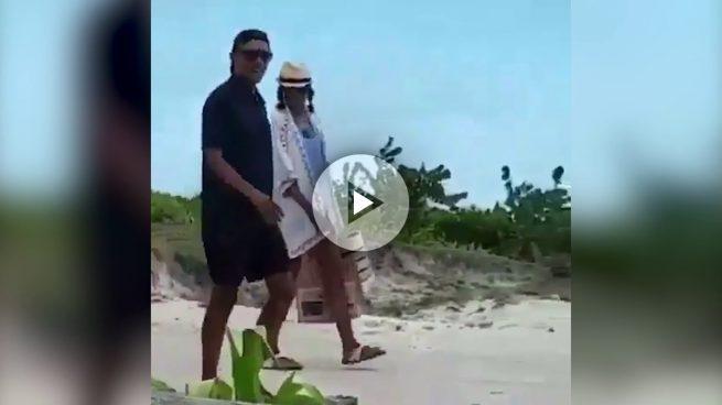 Los Obama siguen de vacaciones con Richard Branson como anfitrión en las Islas Vírgenes