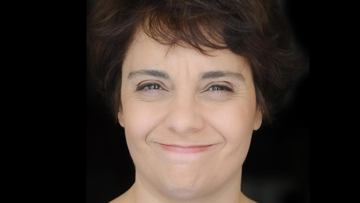 Gloria Elizo, presidenta del Comité de Garantías de podemos (FOTO: FACEBOOCK)
