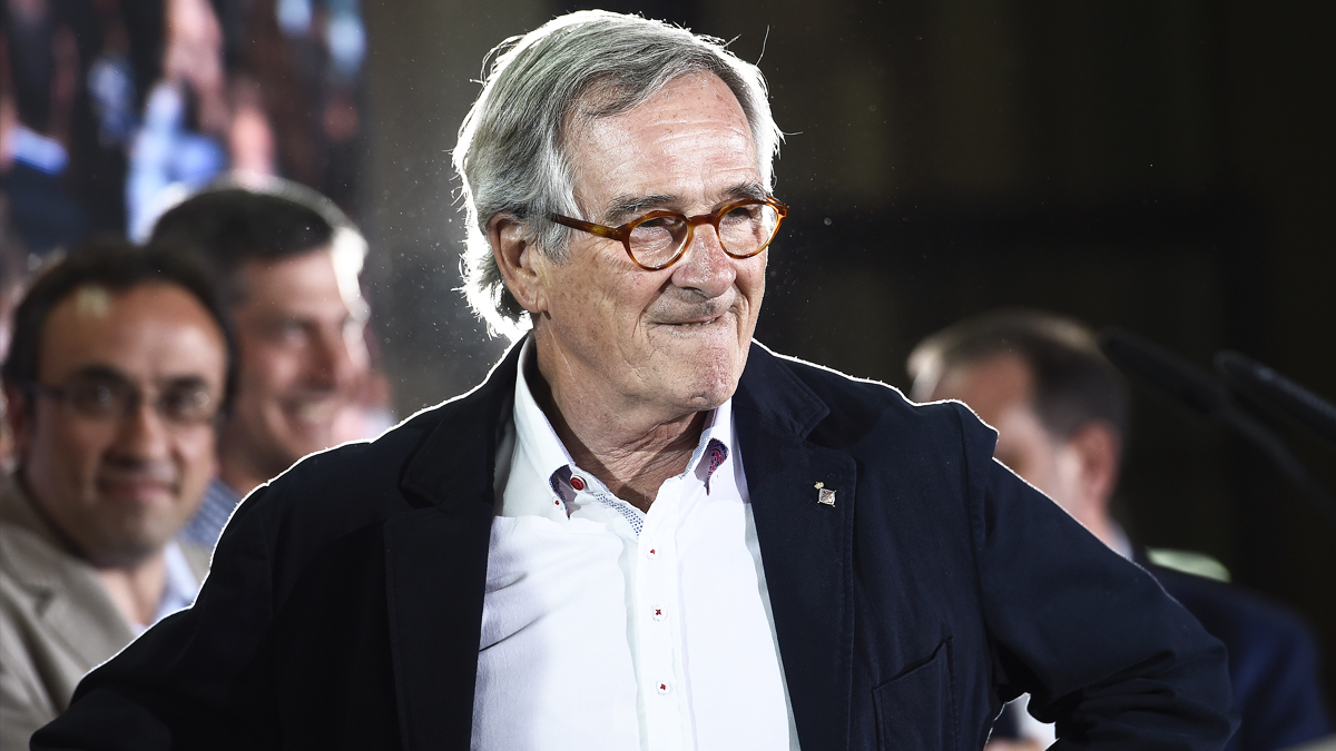 Xavier Trias. (Foto: AFP)