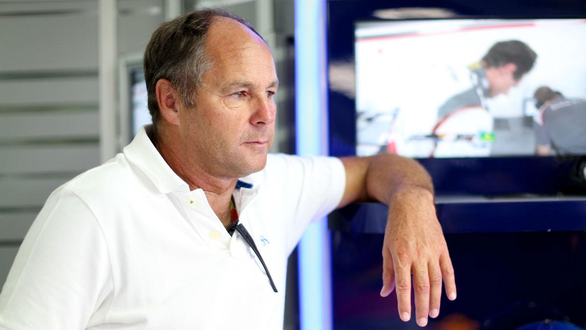 Gerhard Berger se ha mostrado muy crítico con el actual momento de Ferrari. (Getty)