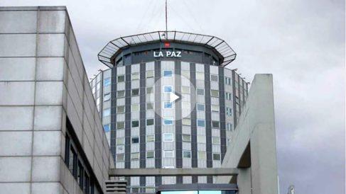 Hospital Universitario de la Paz. (Foto: EFE)