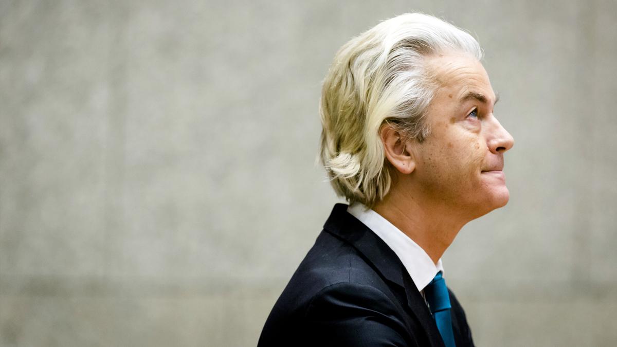 Geert Wilders. (Foto: AFP)