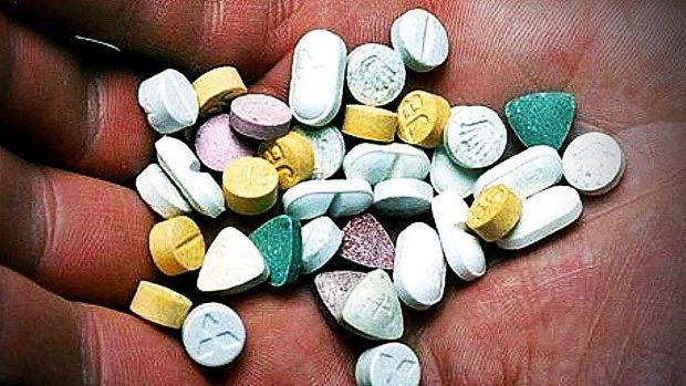 Drogas alucinógenas éxtasis efectos