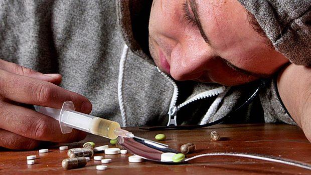 Drogas alucinógenas LSD efectos