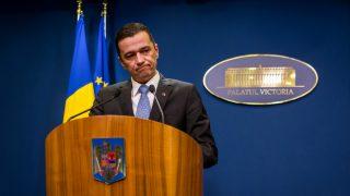 Sorin Grindeanu, primer ministro de Rumania. (AFP)