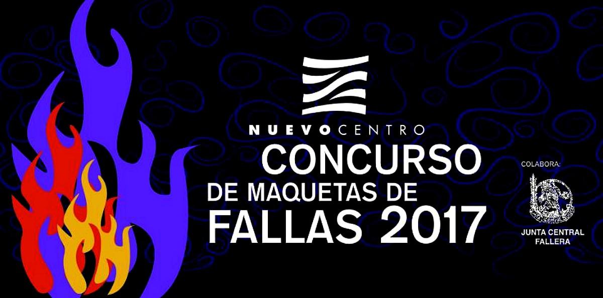 Concurso maquetas de Fallas 2017 de Nuevo Centro