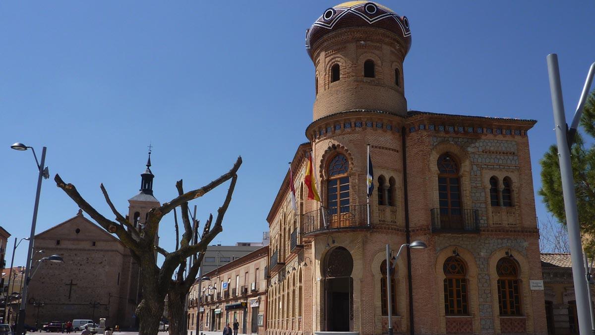 Ayuntamiento de la localidad toledana de Mora.