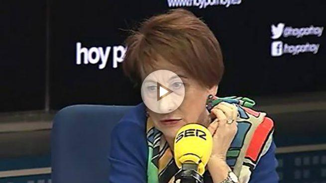 """La vicepresidenta del TC contra las presiones de la Generalitat: """"Nos preocupa, pero somos profesionales"""""""