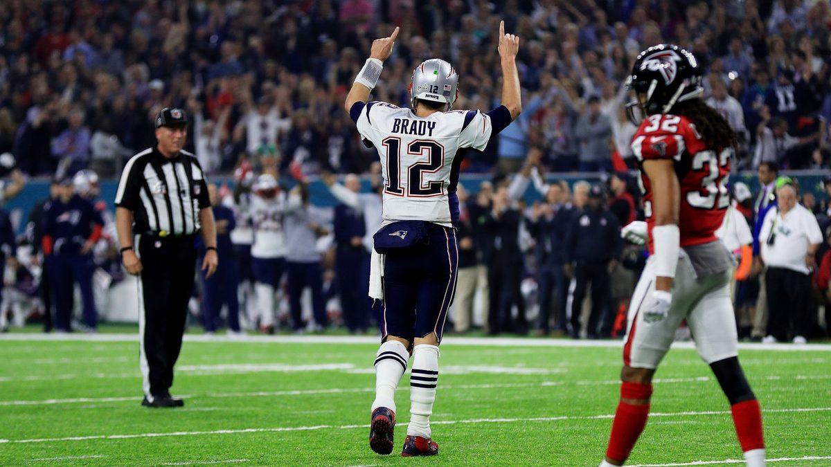 Super Bowl 2017: ¡¡¡Los Patriots, campeones tras remontar 25 puntos!!!