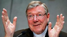 El cardenal australiano George Pell, actual ministro de Finanzas del Vaticano, implicado en los casos de abusos.