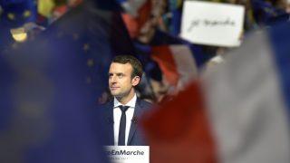 Emmanuel Macron. (Foto: AFP)