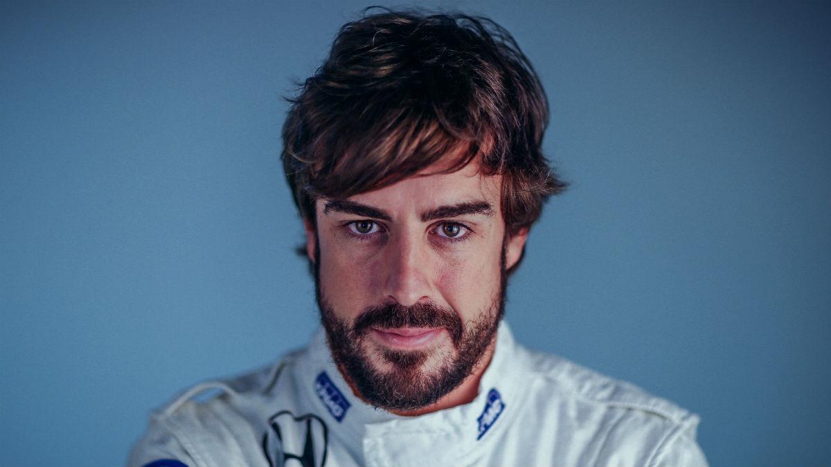 Fernando Alonso ha reaparecido en redes sociales prometiendo buenísimas noticias para el futuro más inmediato. (Getty)