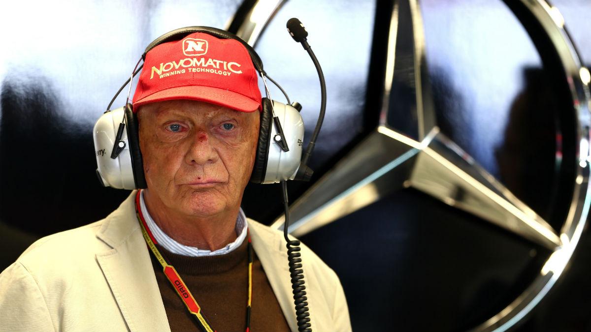 Niki Lauda ha sido el último miembro de Mercedes en mostrar dudas acerca del rendimiento de Valtteri Bottas, su nuevo piloto. (Getty)