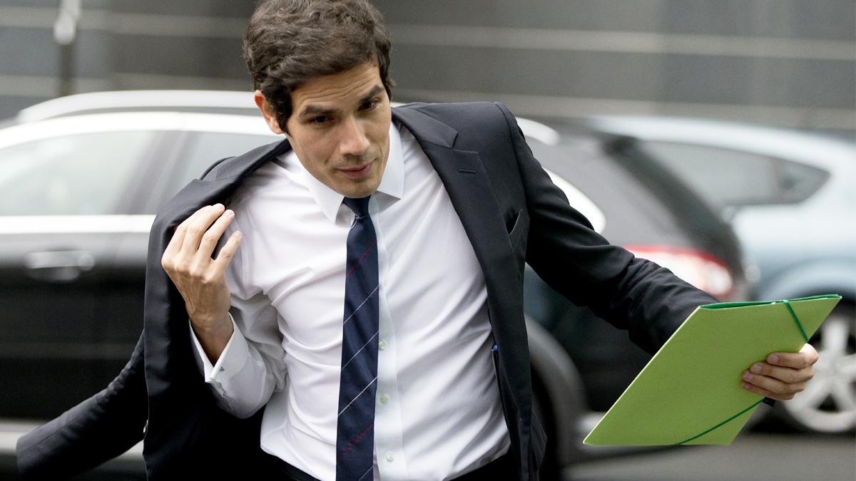 Mathieu Gallet. (Foto: AFP)