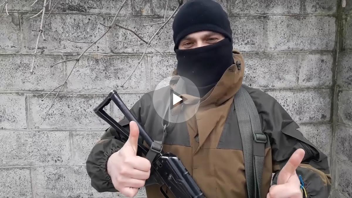 Los combatientes ucranianos defienden a Zozulya.