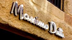 Entrada de una de las tiendas de Massimo Dutti (Foto: Inditex)